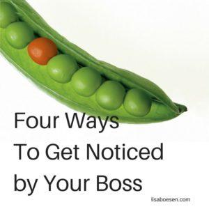 four ways notice boss image